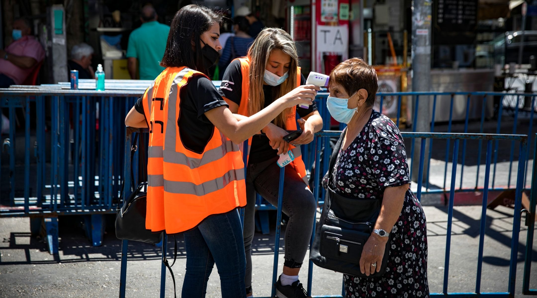Starting Sunday, Israelis won't be required to wear masks outdoors