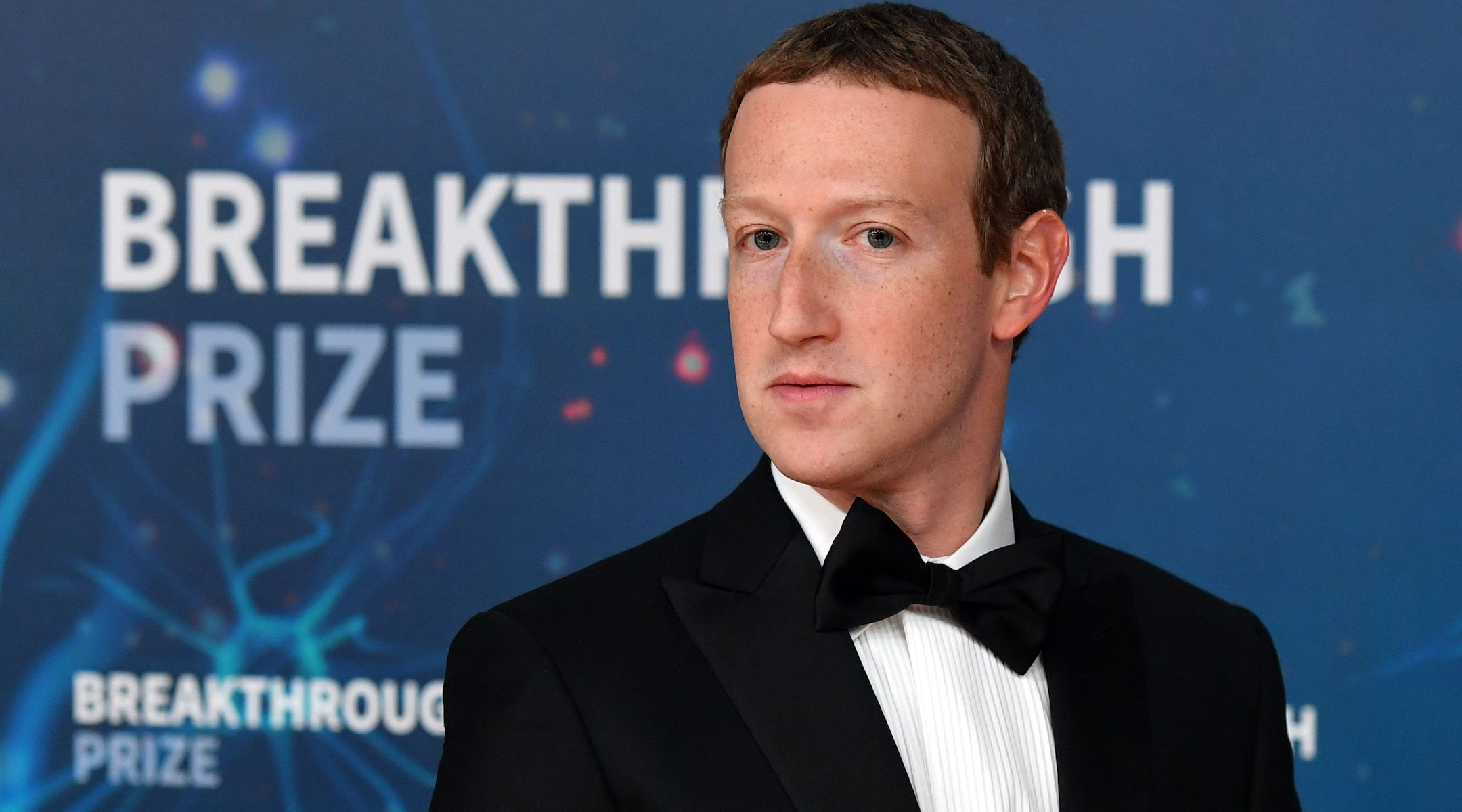 Mark Zuckerberg, seen in 2019, has repeatedly stuck by his hands-off approach to problematic speech. (Josh Edelson/AFP via Getty Images)