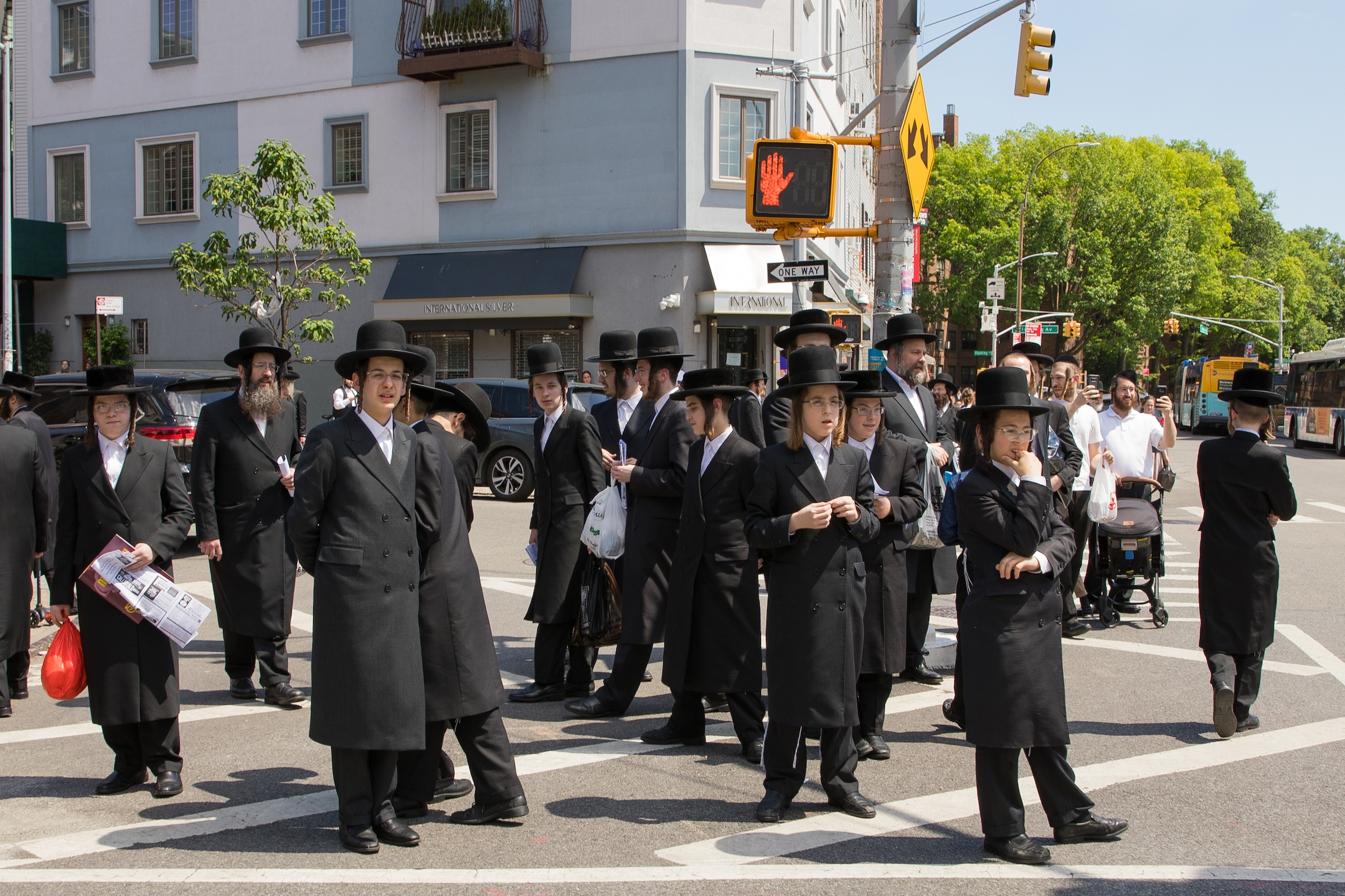 Brooklyn's Hasidic Jews Are Acting Like They Have Herd Immunity. Could They Be Right? 8