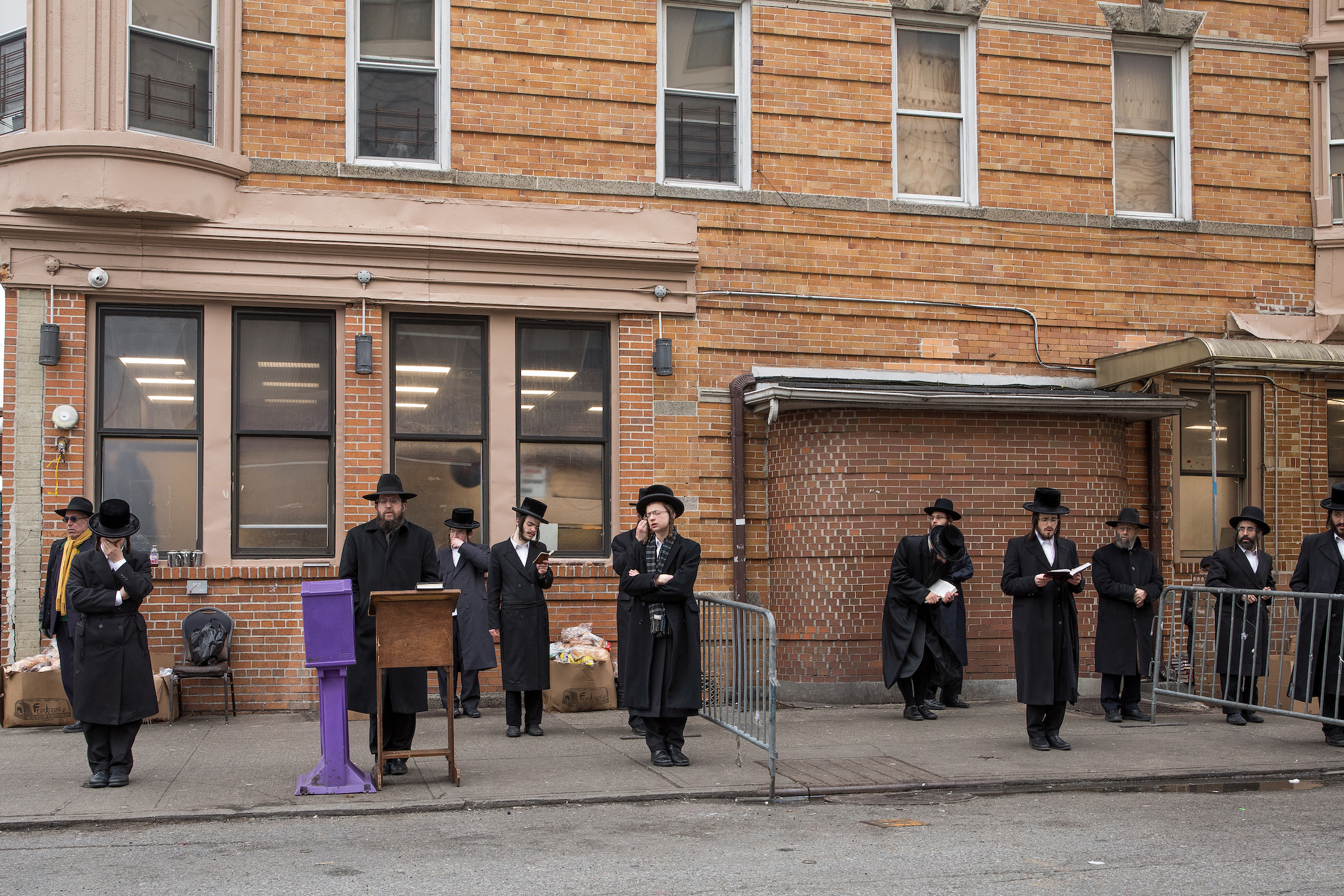 Brooklyn's Hasidic Jews Are Acting Like They Have Herd Immunity. Could They Be Right? 3