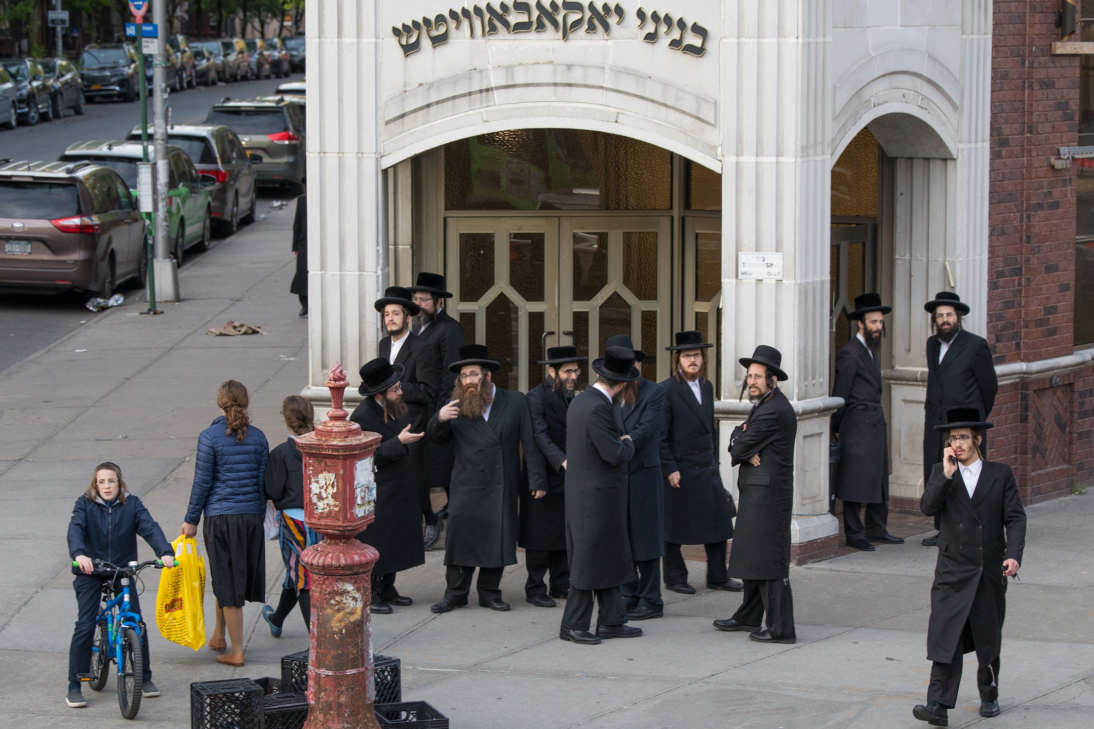 Brooklyn's Hasidic Jews Are Acting Like They Have Herd Immunity. Could They Be Right? 4