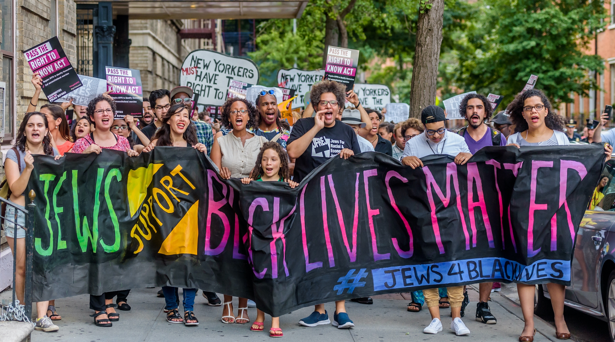 Jewish communities are finally paying attention to Jews of color. Here's the long road to...