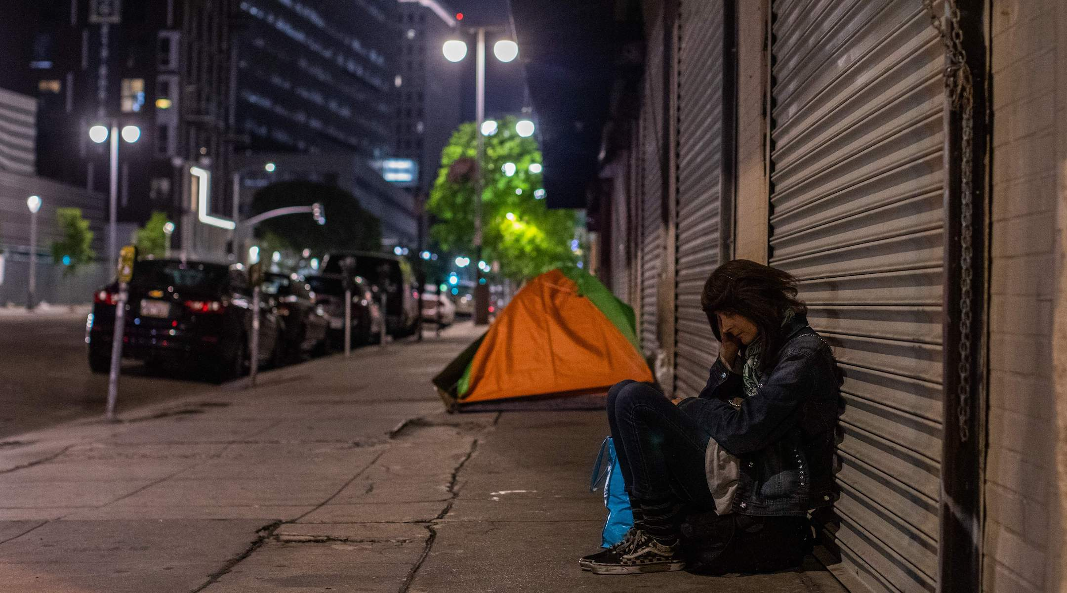 Los Angeles has a major homelessness problem. These Jewish groups are helping by opening their...