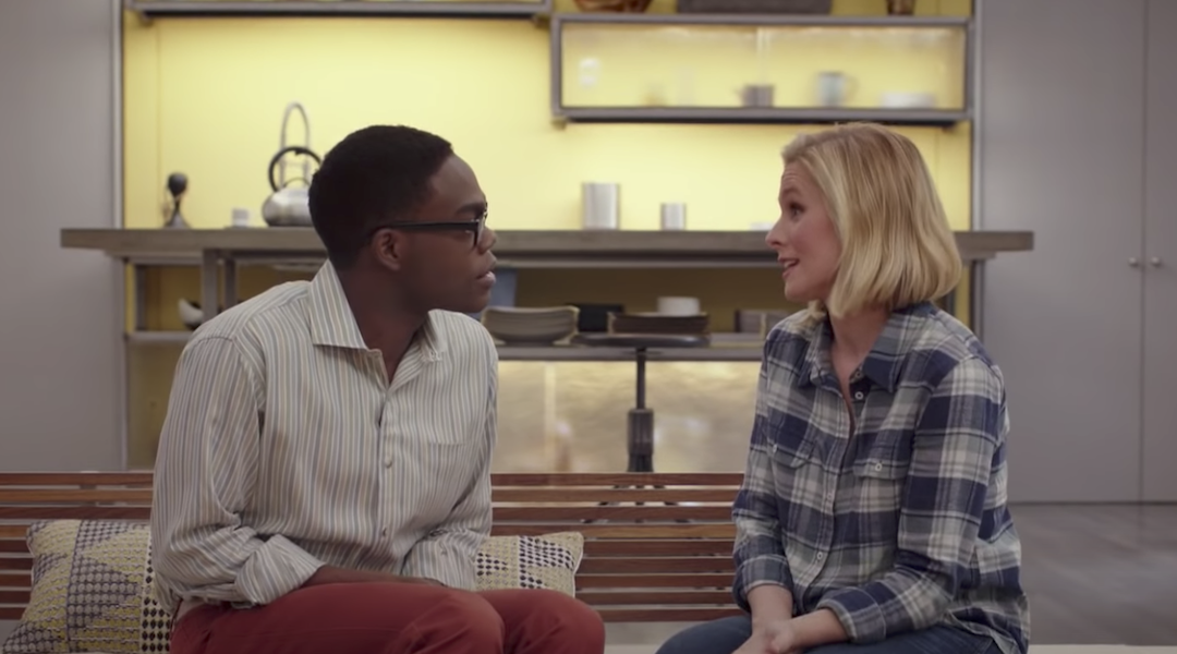 Confused about Judaism's view on the afterlife? Start by watching 'The Good Place.'