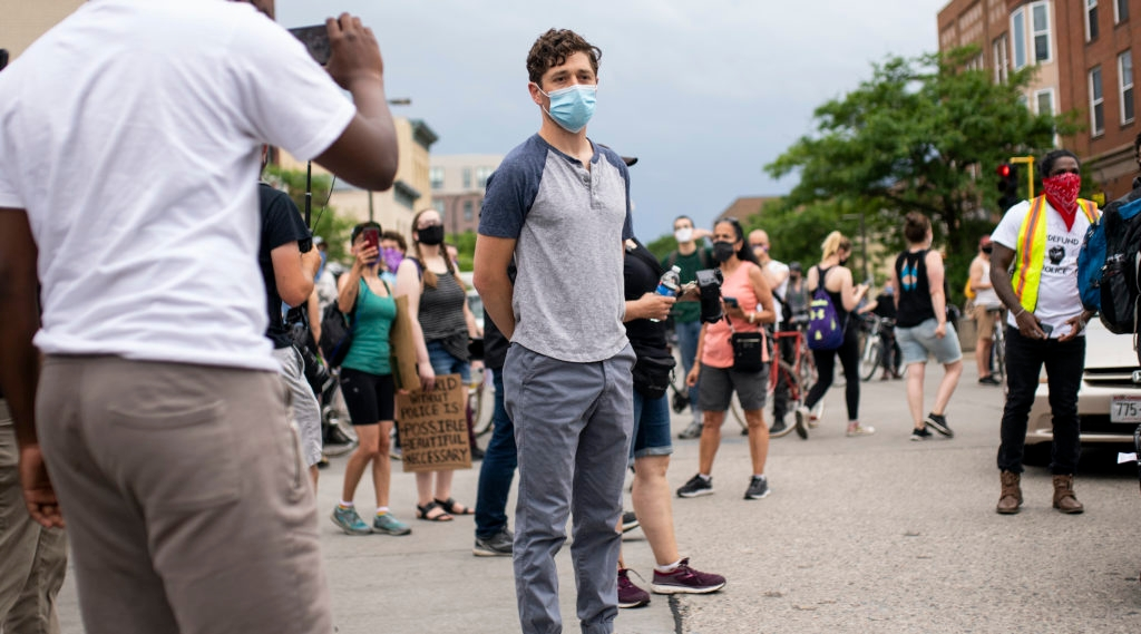Minneapolis Mayor Jacob Frey supports reparations for African Americans, 'as a Jew'
