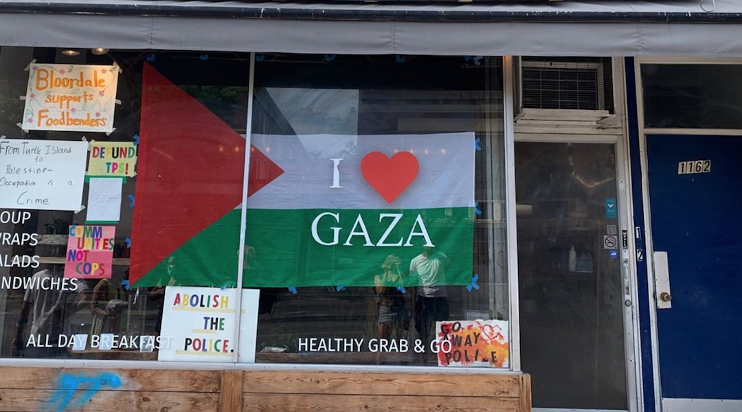 Toronto Restaurant Owner Loses Business After Saying Zionists