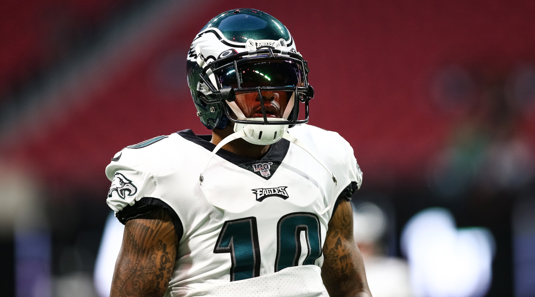 Jewish groups to NFL star DeSean Jackson: Let us teach you about dangers of anti-Semitism