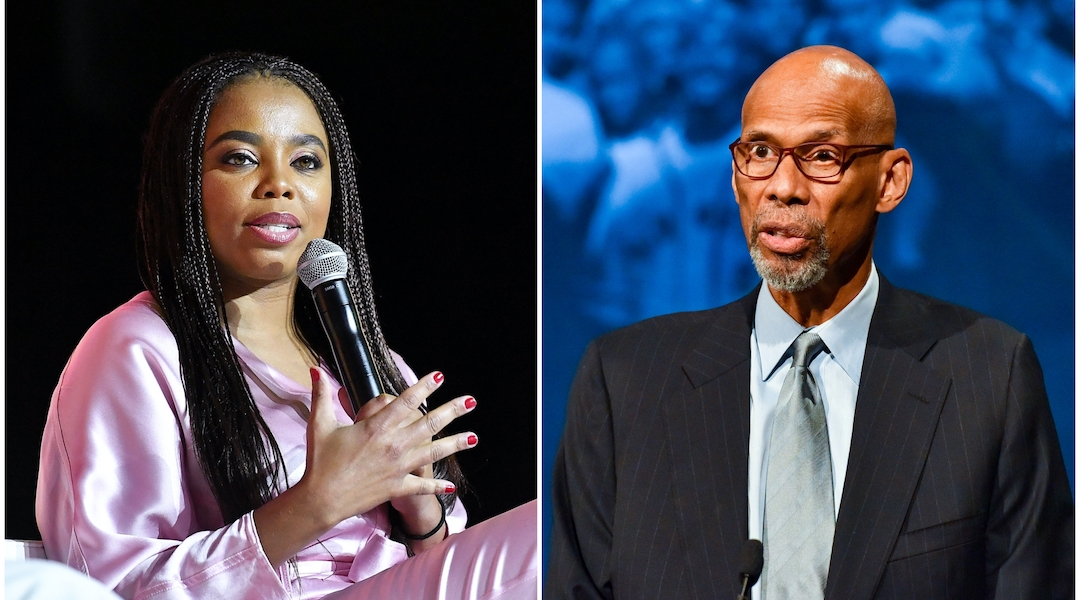 Kareem Abdul-Jabbar and Jemele Hill call out anti-Semitism in the Black community