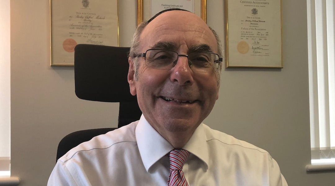 Rabbi Stanley Michaels, 73, integral part of life at London's Mill Hill Synagogue