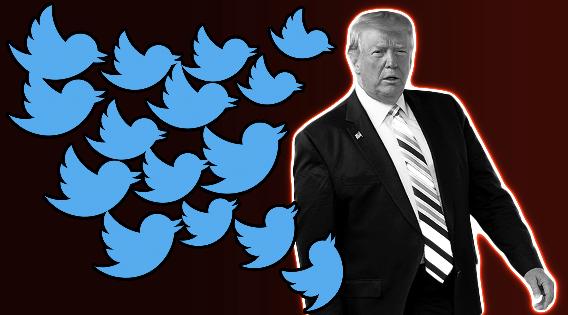 Anti-Semitism and hate speech are rampant on Twitter. Policing Trump doesn't solve the problem.