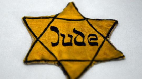 Nazi yellow star