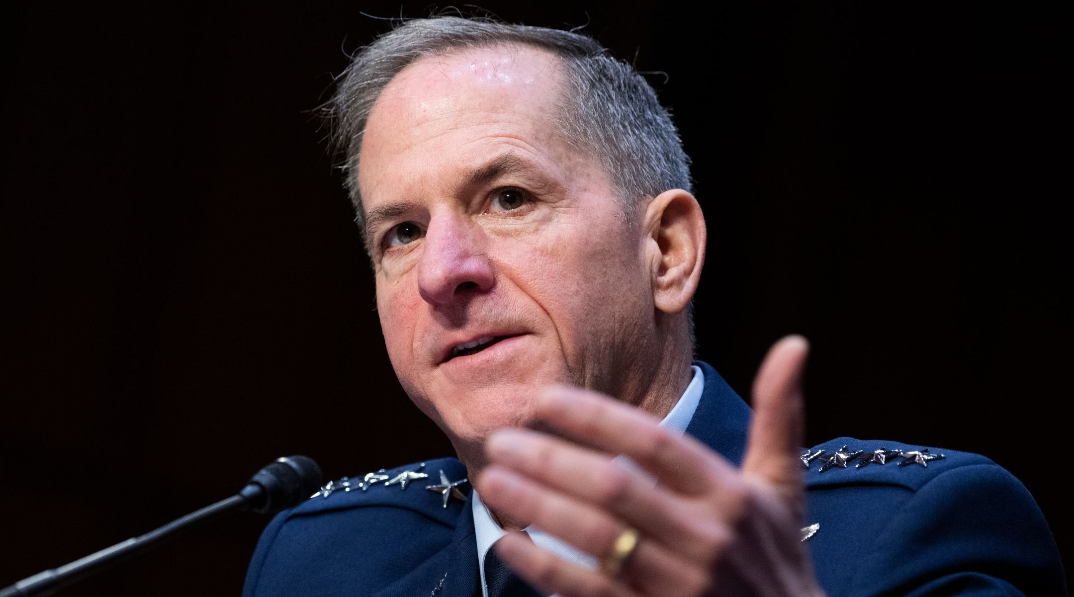 David Goldfein, Jewish US Air Force chief, is stepping down