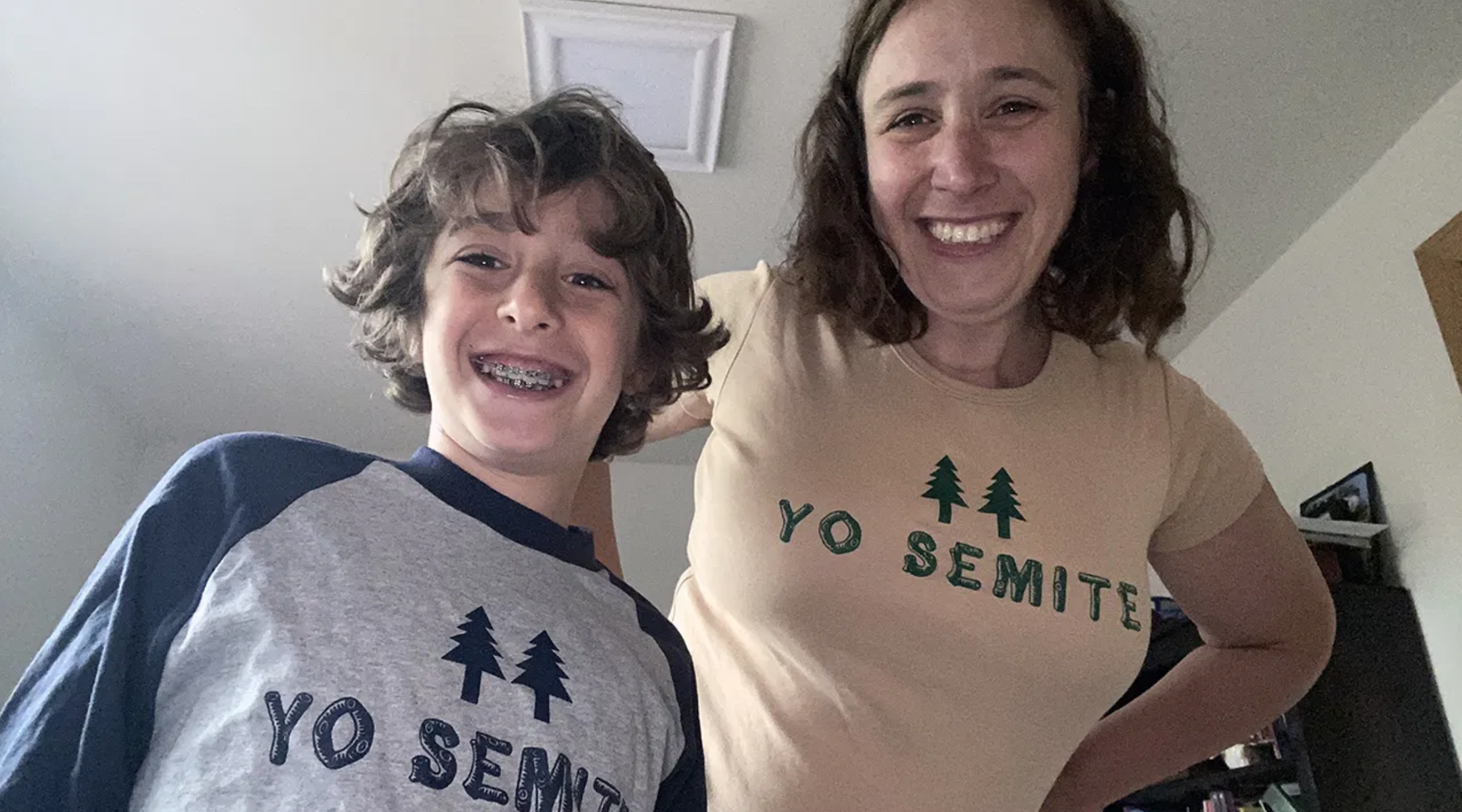 Jewish educator's 'Yo Semite' T-shirt back in spotlight following Trump gaffe
