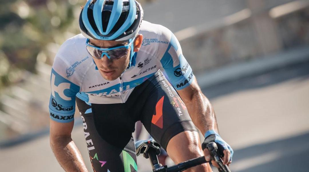 Guy Niv becomes first Israeli to complete cycling's Tour de France