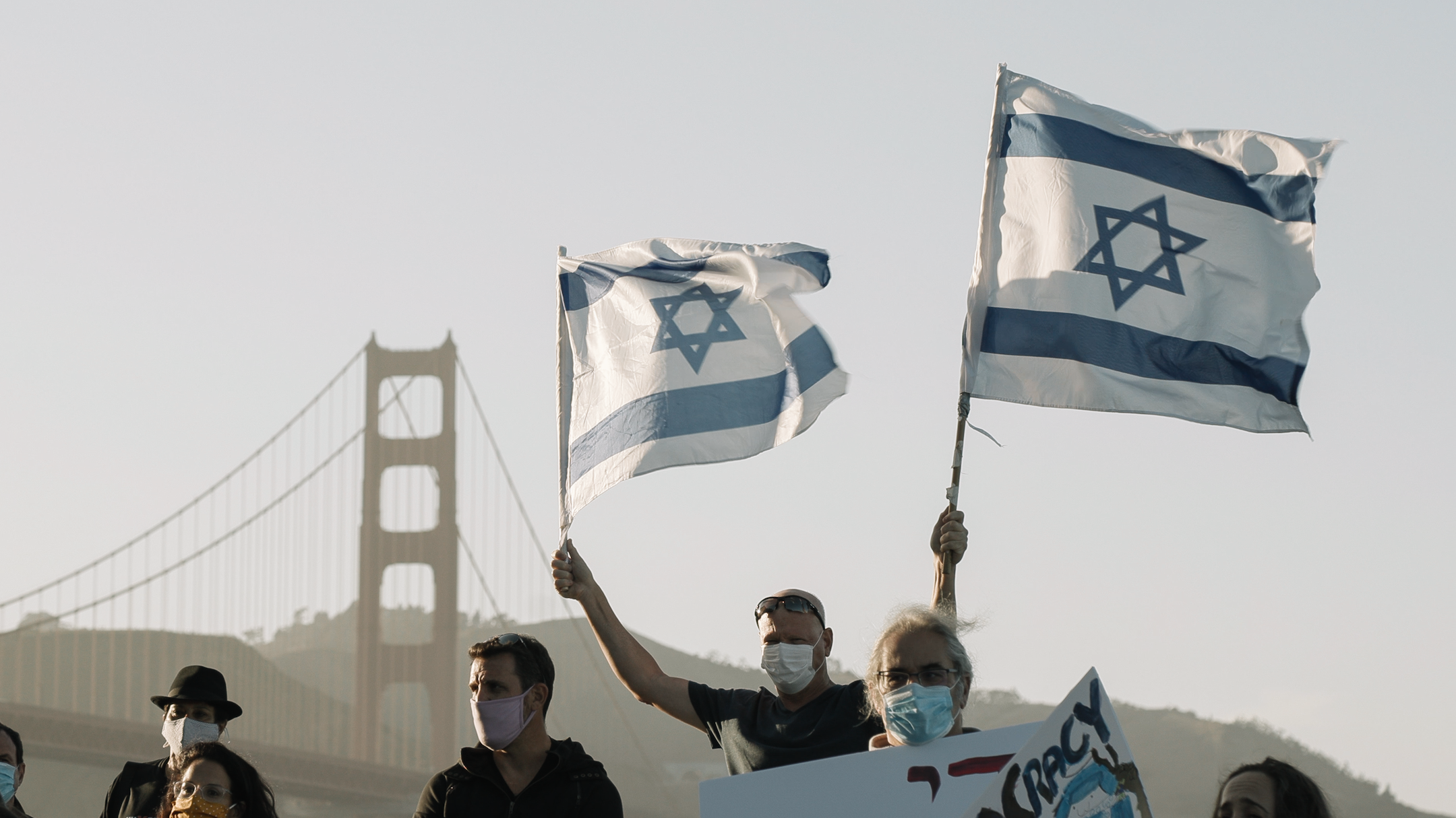 Israelis in US join anti-Netanyahu protests as sweeping rallies take place at home