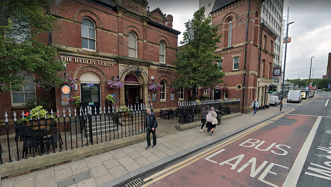 Pub patron in England tells Jewish student: 'We should have f***ing gassed the lot of...