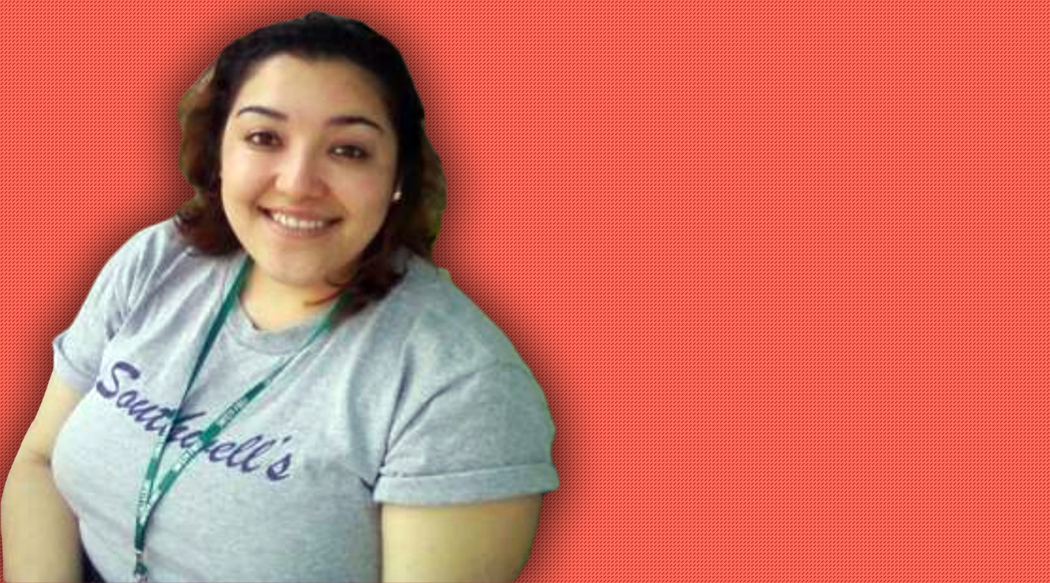 Nylssa Portillo Moreno, a Jewish immigrant detained by ICE, was released following an activist campaign that included national Jewish organizations. (Photo illustration)