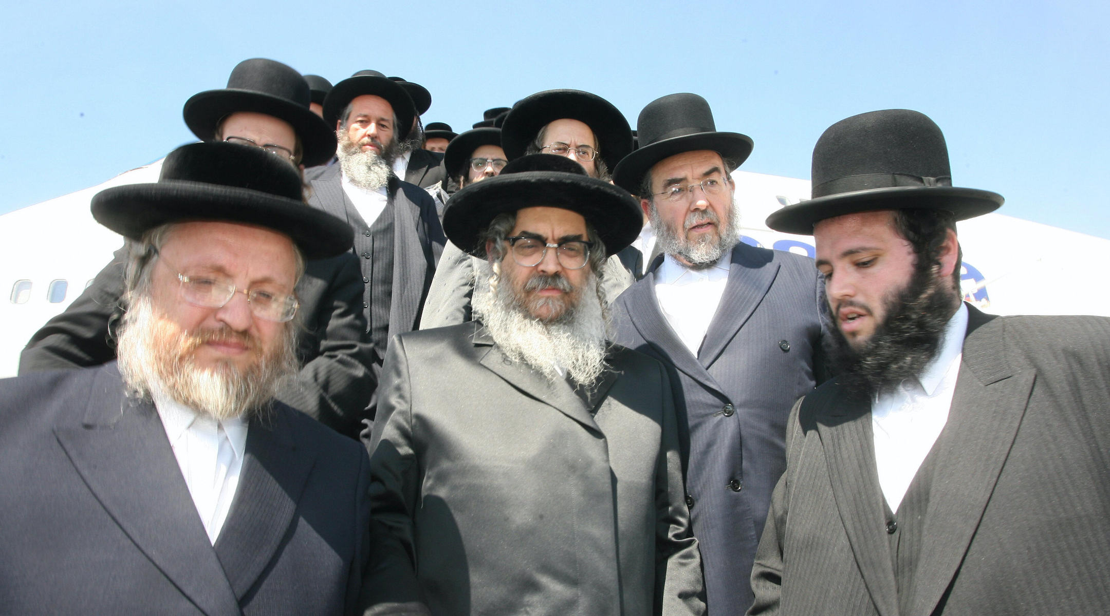 'None of you should be seen at these protests': Satmar rabbi denounces Borough Park protests
