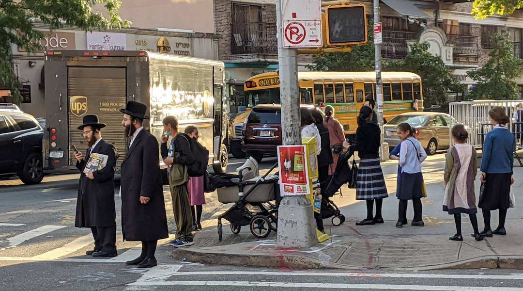 NYC vows to crack down if COVID-19 cases continue to rise in Orthodox neighborhoods