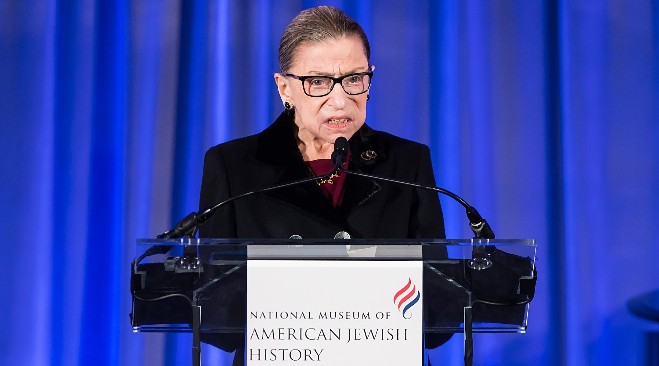 How Ruth Bader Ginsburg went from the Notorious RBG to Ruth the Tzaddik