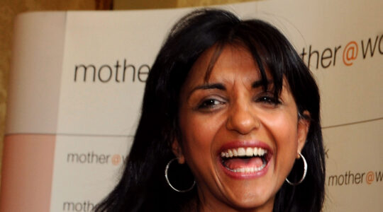 Geeta Sidhu-Robbat attends an awards ceremony in London, U.K. on June 17, 2008. (Fiona Hanson - PA Images via Getty Images)