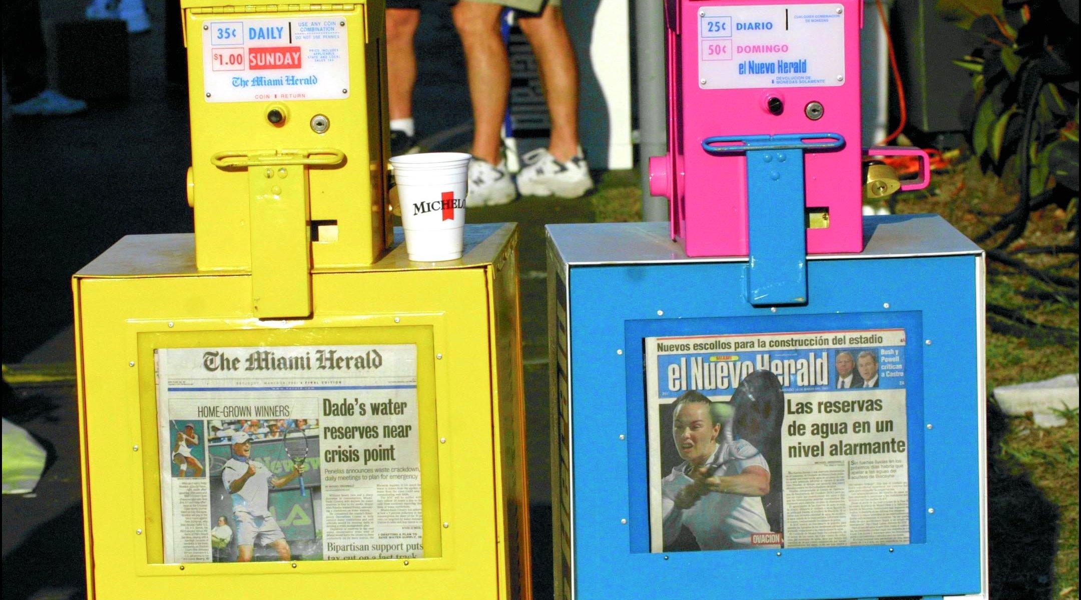 Editor resigns at Miami Herald's Spanish-language newspaper over publication of anti-Semitic, racist column