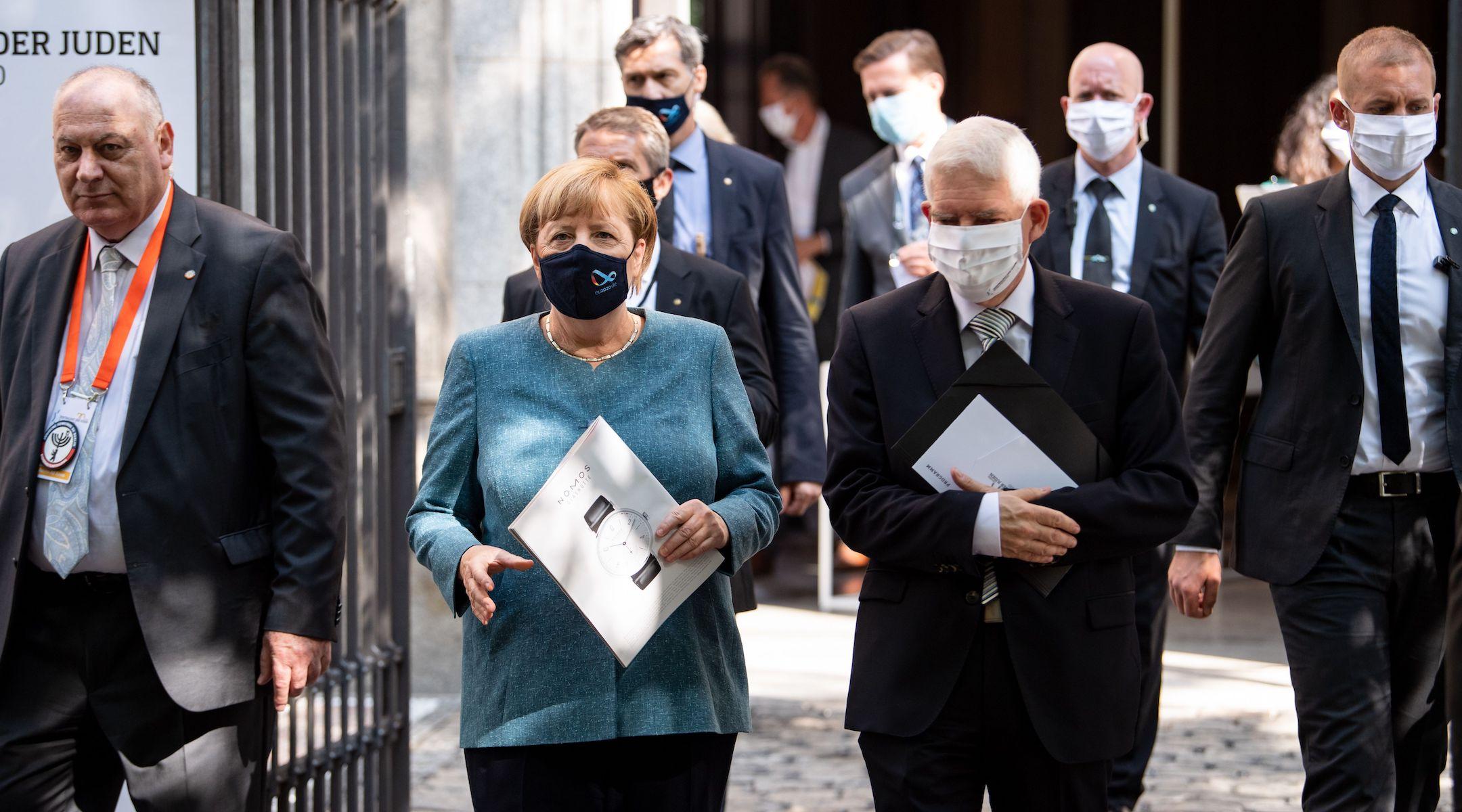 Germany pledges extra $26 million for Jewish security