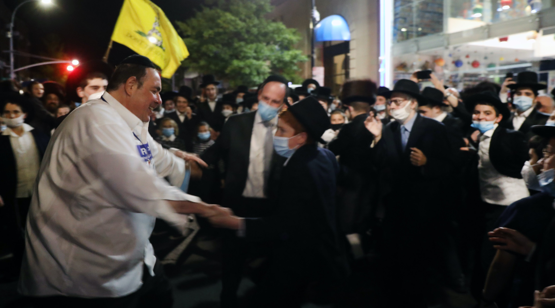 Pleading guilty to inciting a riot in Brooklyn, Heshy Tischler sentenced to 10 days of...