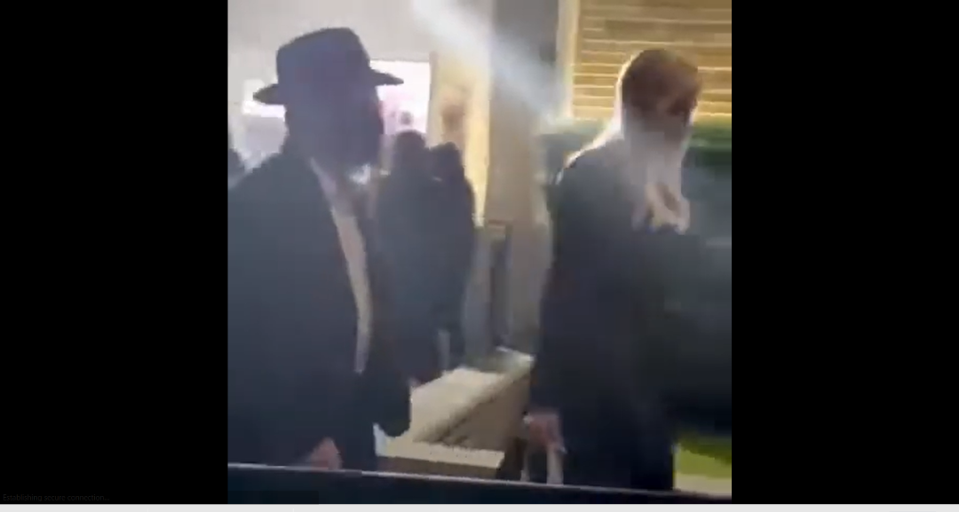Ivanka Trump visits the tomb of the Lubavitcher Rebbe as election nears