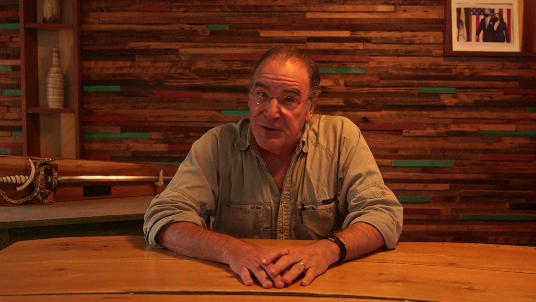 Mandy Patinkin on why Inigo Montoya is Jewish and what Saul Berenson would tell his...