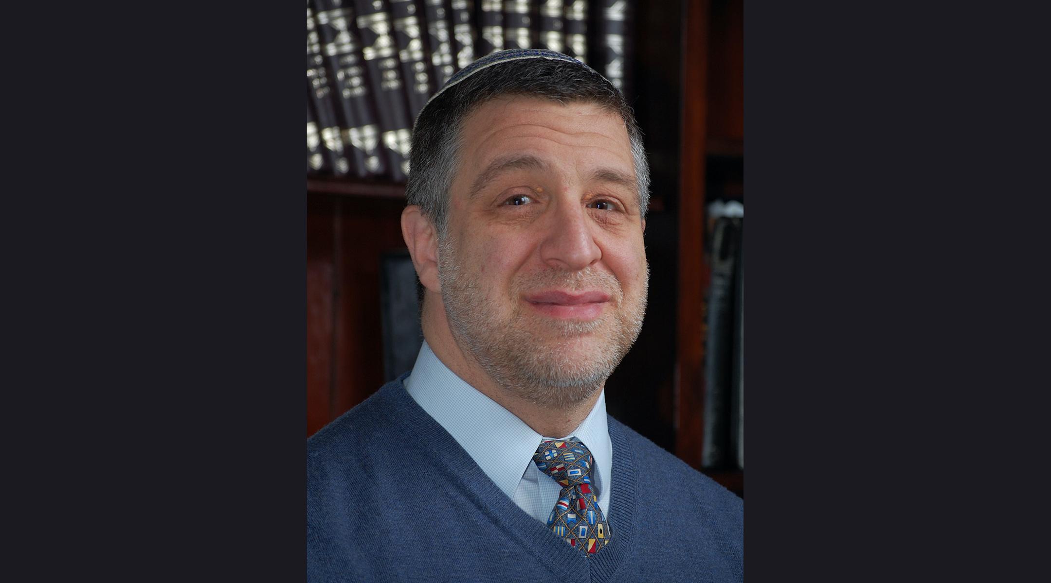 Meet a New York Orthodox rabbi voting for Biden