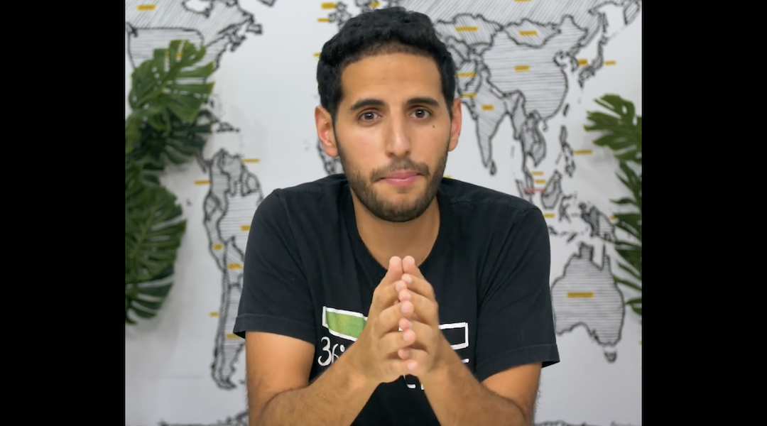 Arab-Israeli travel blogger Nas Daily denies report that he is a tool of Israeli government propaganda