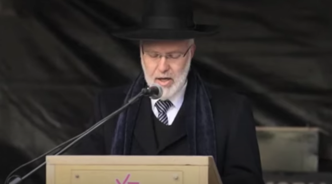 We don't run a 'kosher mafia,' leading Argentine rabbis say in response to businessman's claims