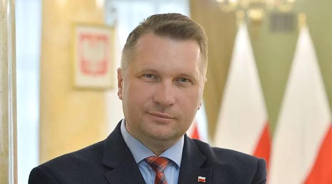 Przemysław Czarnek. (Courtesy of Przemysław Czarnek)