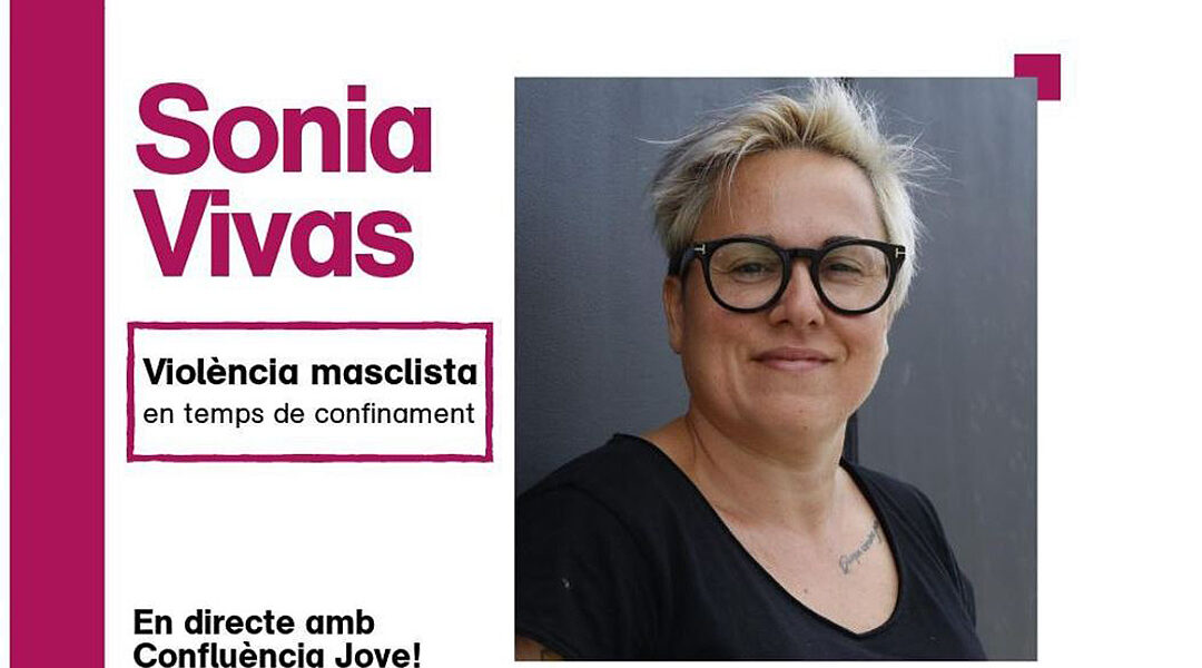 A campaign pamphlet of Sonia Vivas. (Courtesy of Sonia Vivas)