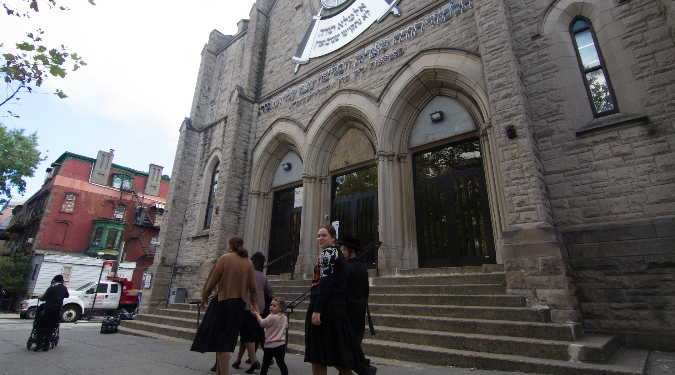 'Who's not going to go?': NY Hasidic Jews continue to hold large weddings despite COVID...