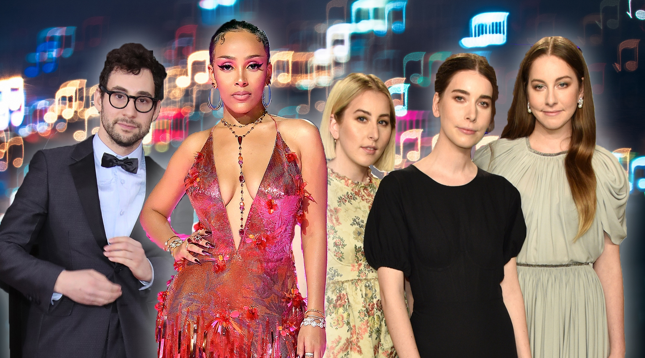 2021 Grammy Awards: All the Jewish nominees, from Haim to an orchestral 'Diary of Anne...
