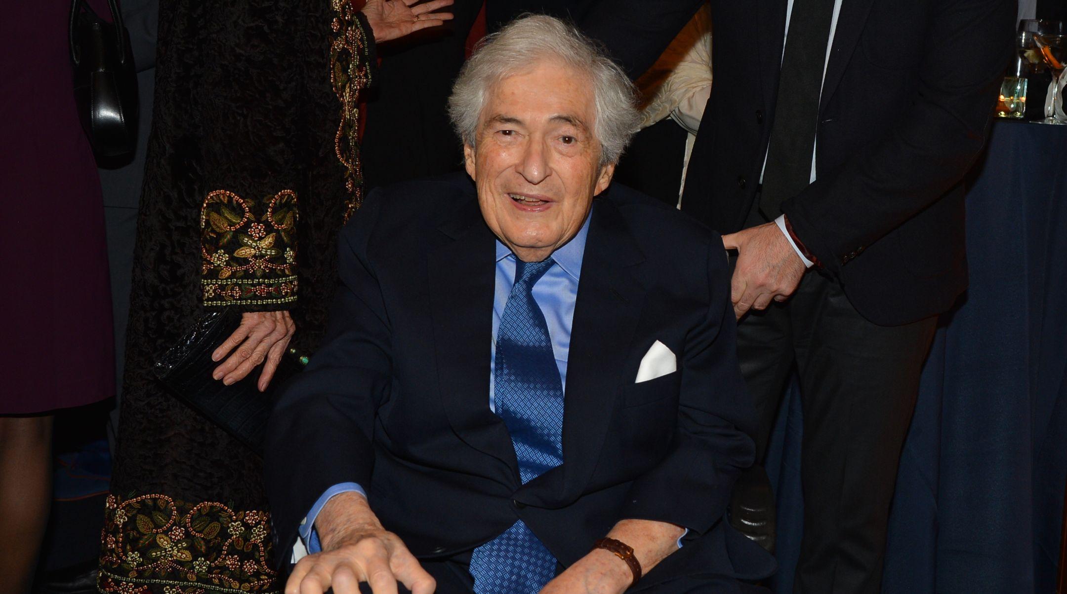 James Wolfensohn, former World Bank president and Jewish philanthropist, dies at 86
