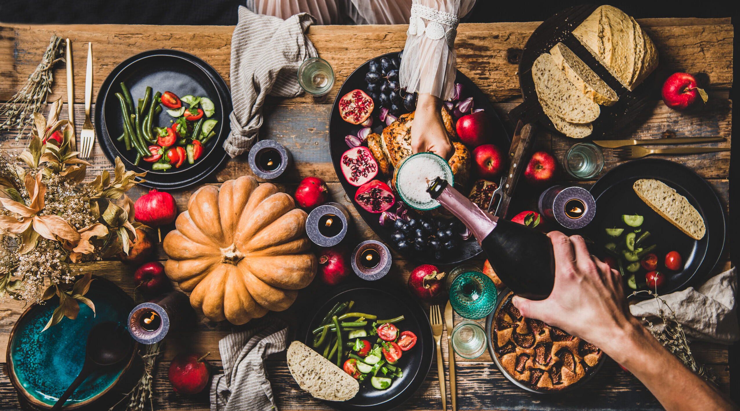 Gearing up for Thanksgiving alone? Here's a rabbi's advice from a season of pandemic Jewish...