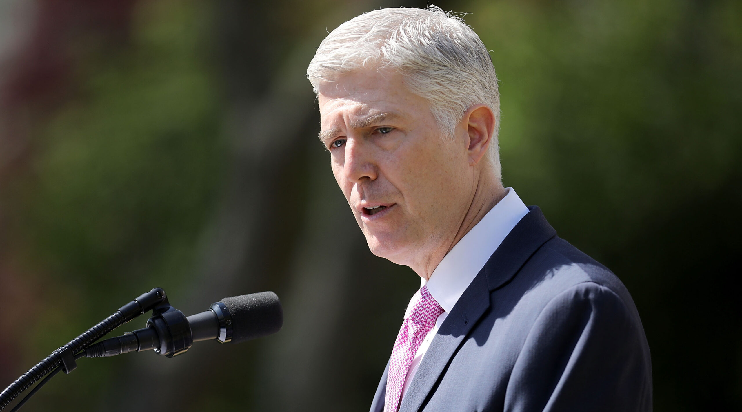 Justice Neil Gorsuch suggested New York's COVID restrictions hold back Orthodox Jewish women. The truth...