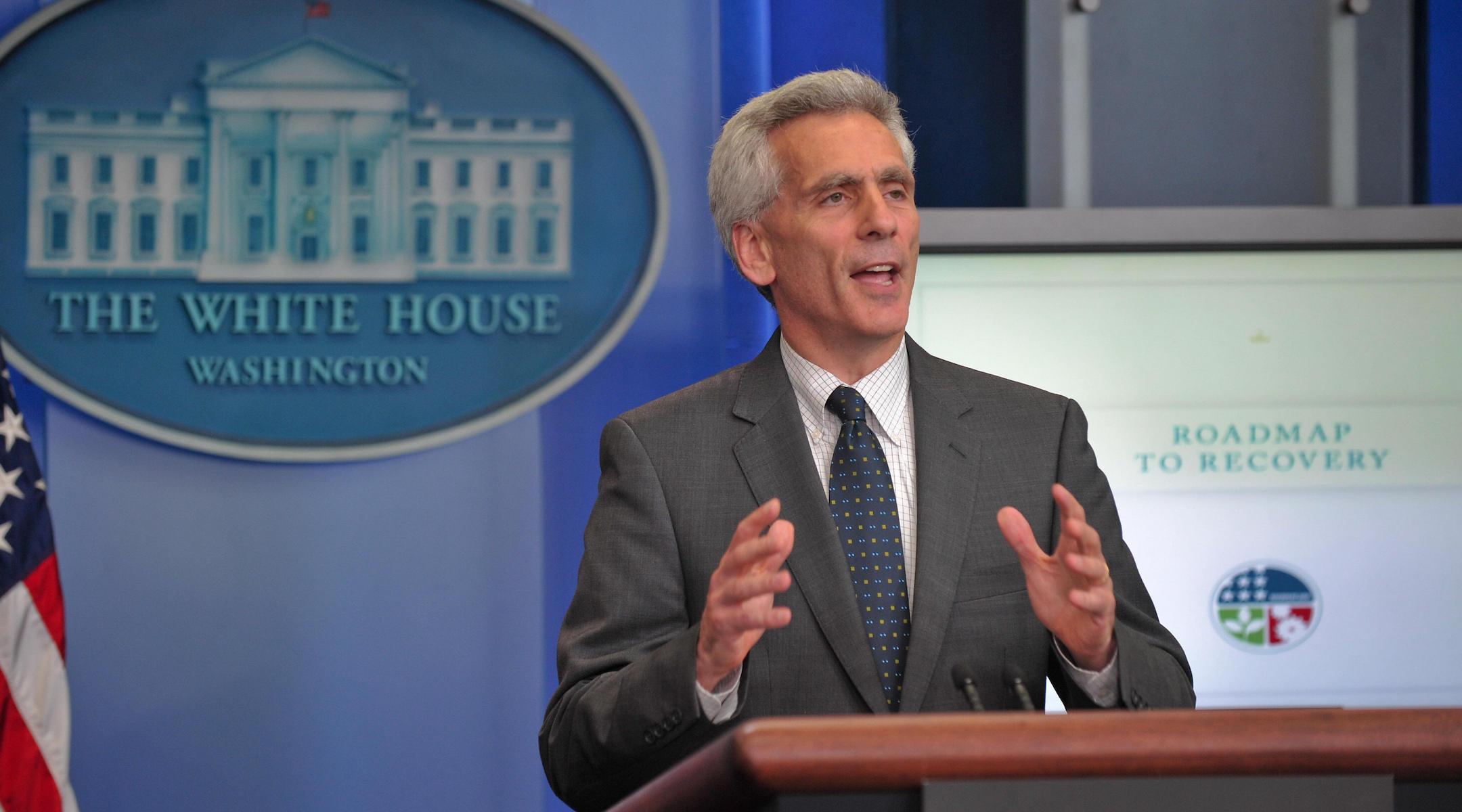 Jared Bernstein is 'verklempt' to join Biden's council of economic advisers
