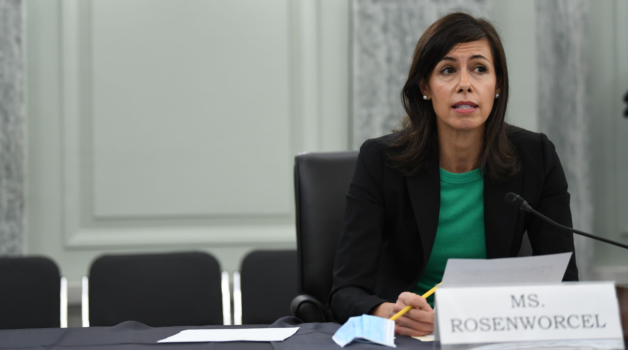 Biden names Jessica Rosenworcel, a net neutrality champion, as acting FCC chair