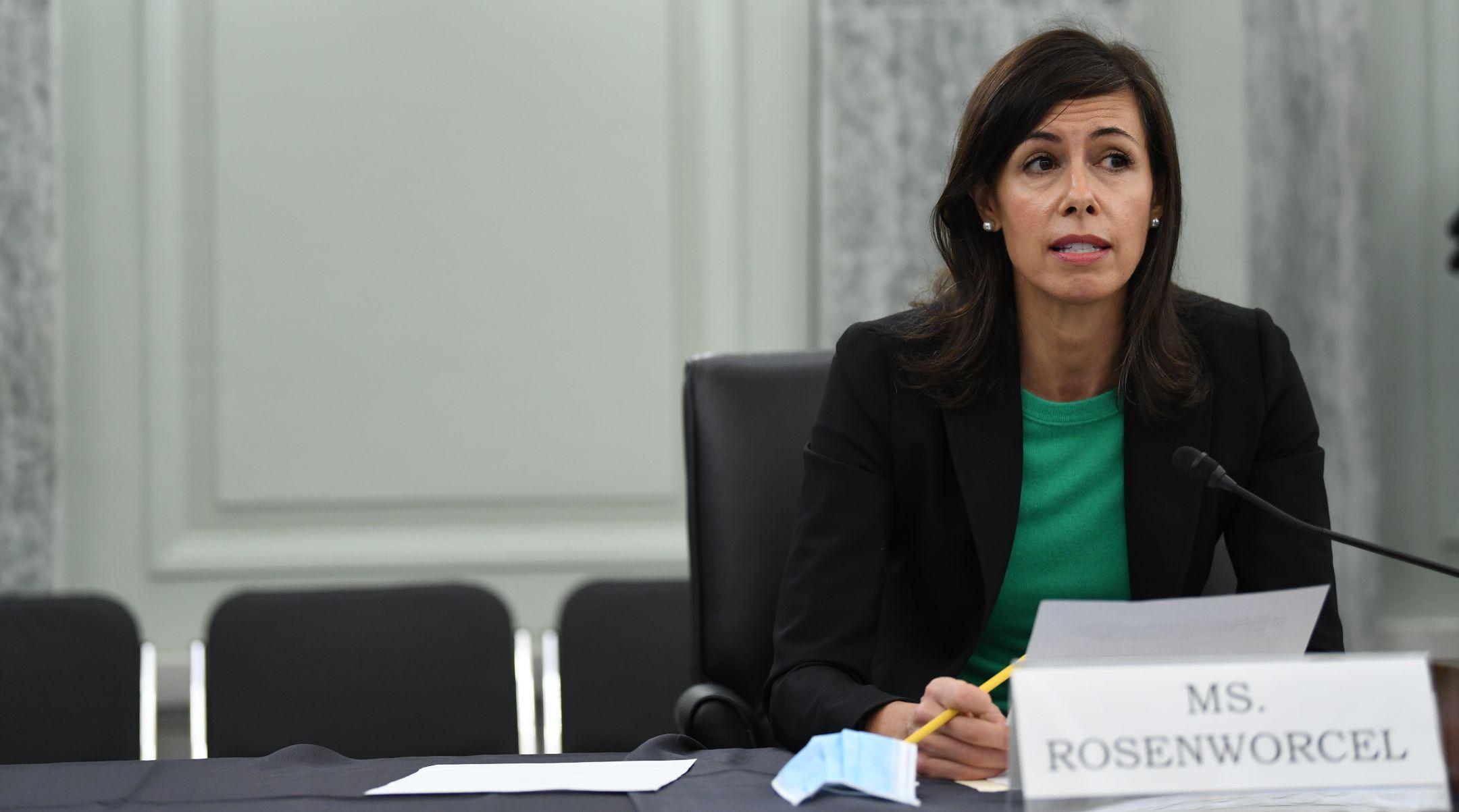 Biden names Jessica Rosenworcel, a net neutrality champion, as acting FCC chair