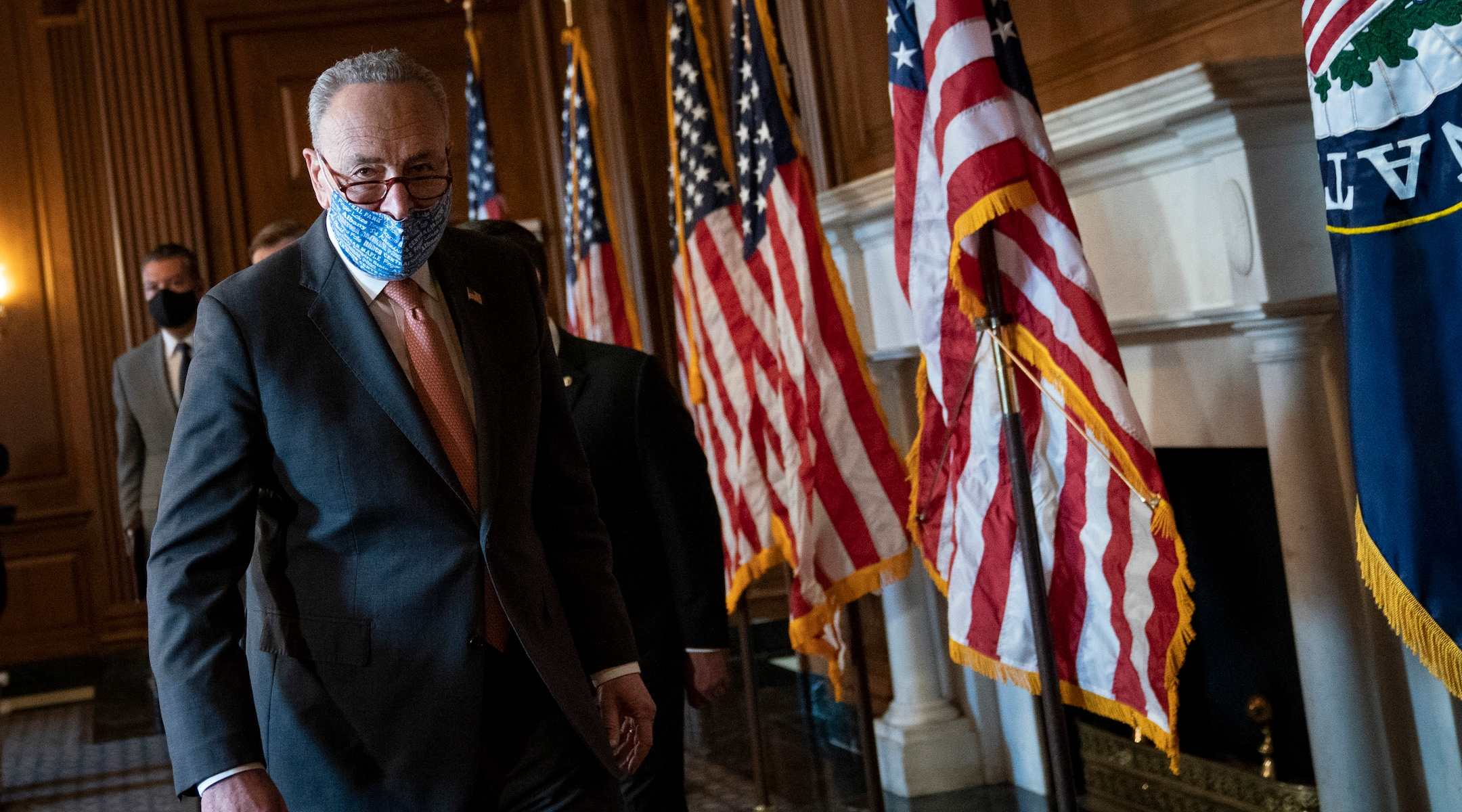 Chuck Schumer is now the highest-ranking elected Jewish official ever. He wants to make more...