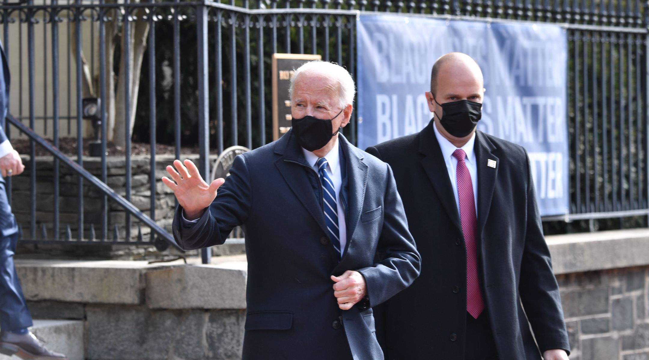 Joe Biden's first Sunday Mass as president involves stop at Jewish deli owned by his...