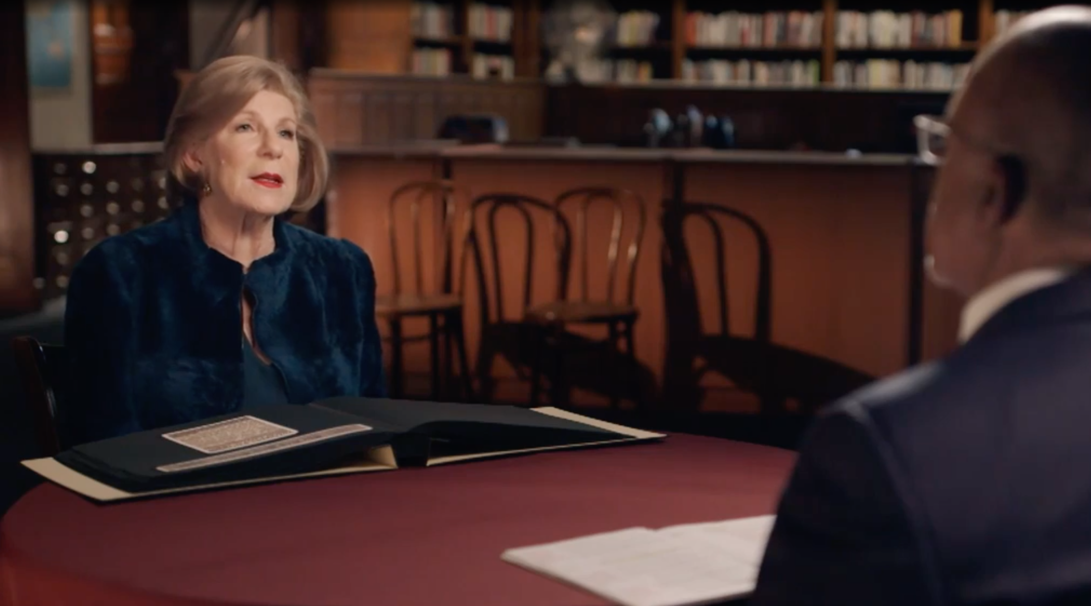 In this exclusive 'Finding Your Roots' clip, journalist Nina Totenberg learns of a family member's...