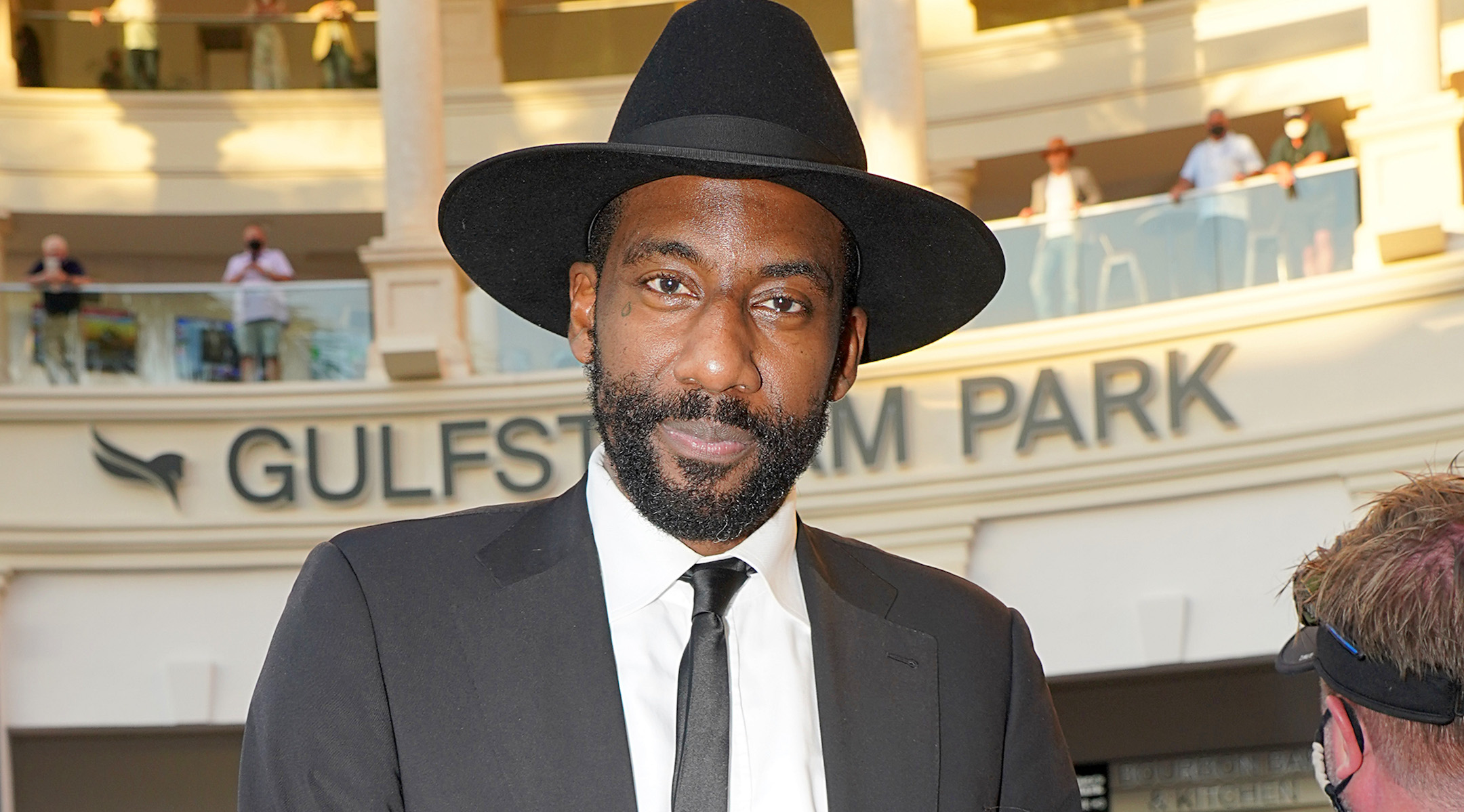 Amar'e Stoudemire, now a Brooklyn Nets coach, doesn't work on Shabbat