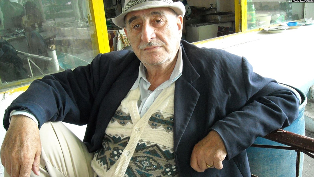 For centuries, Jews thrived in Khujand, Tajikistan. Now the city's last Jew has died.