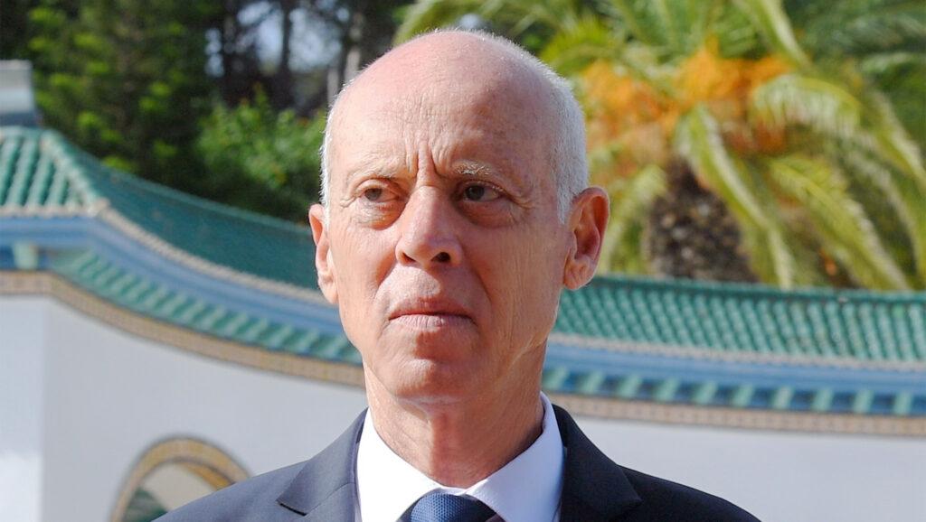 Reports that Tunisia's president made anti-Semitic rhetoric are false, his office says