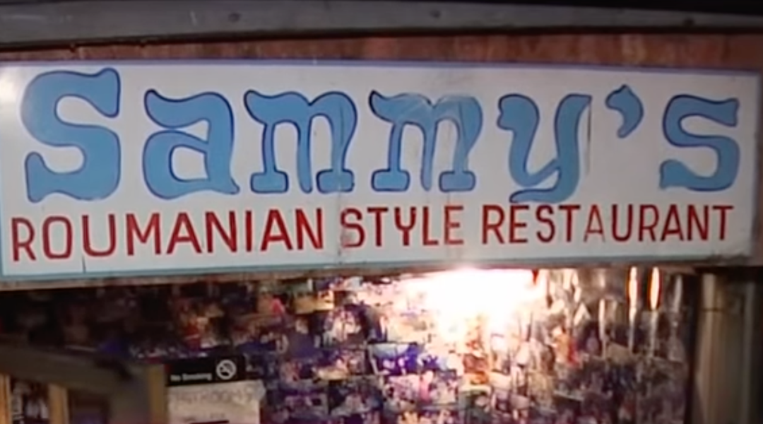 Legendary NY Jewish restaurant Sammy`s Roumanian closes but vows to reopen after the COVID era
